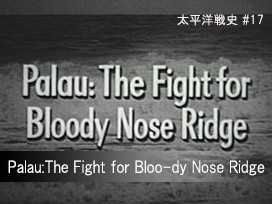 Palau:The Fight for Bloo-dy Nose Ridge